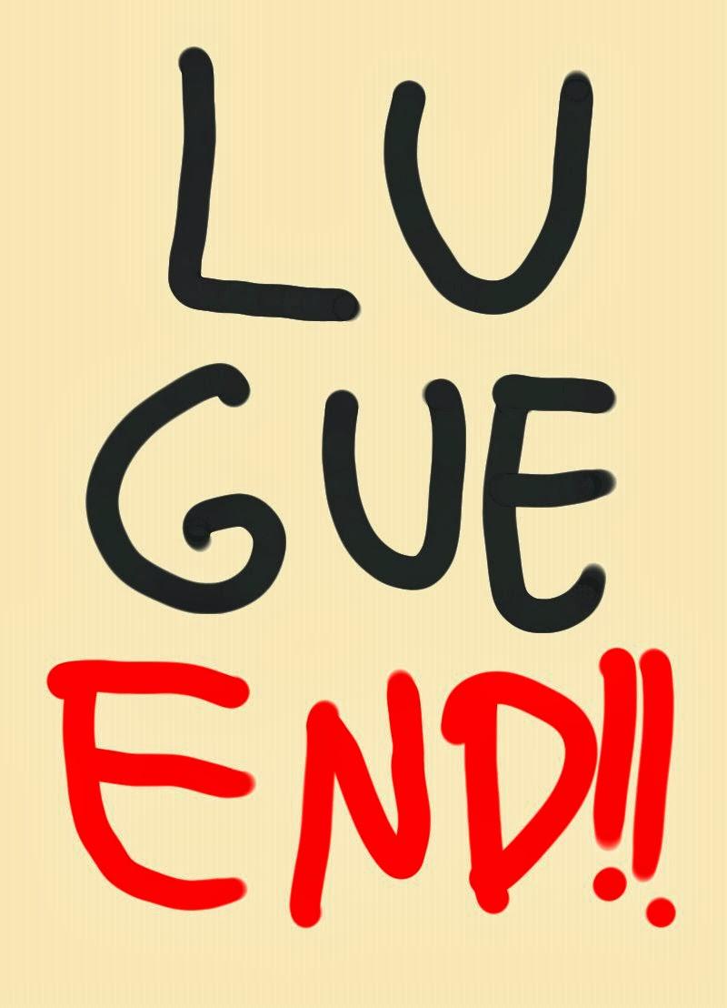 Dp bbm Lucu dan Unik Lo Gue End