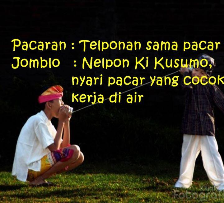DP BBM Suami Pacaran Telponan Sama Pacar Jomblo Nelpon Ki Kusumo