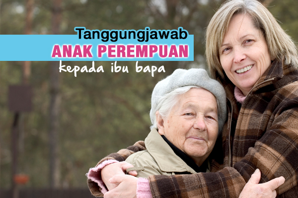 DP BBM Suami Tanggung jawab Anak Perempuan Kepada Ibu Bapa