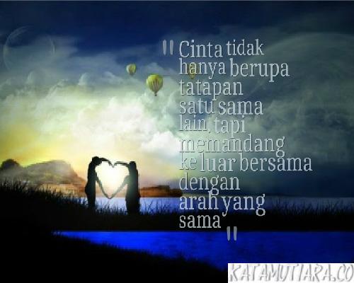 DP BBM Cinta Cinta Tidak Hanya Berupa Tatapan