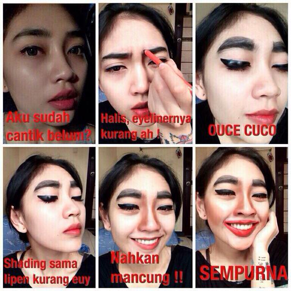 Trend Alis Sinchan 2015 Meme Sempurna